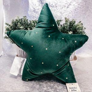 Bullseye Playground Star Pillow